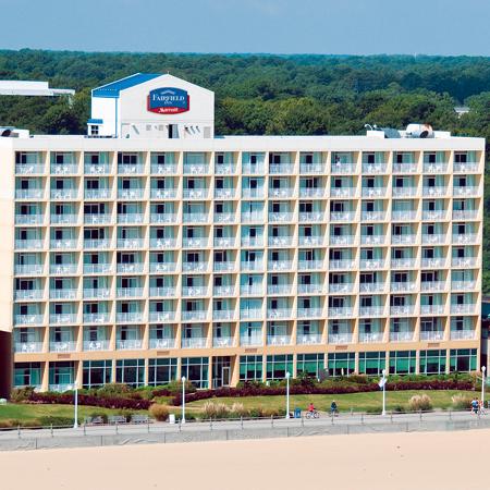 fairfield inn suites virginia beach oceanfront