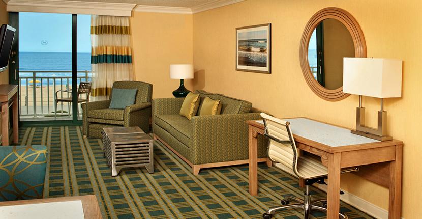 Sheraton Virginia Beach Oceanfront Hotel Coastal
