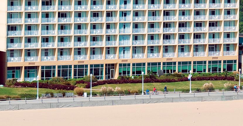 Fairfield Inn Suites Virginia Beach Oceanfront Virginia Beach Va