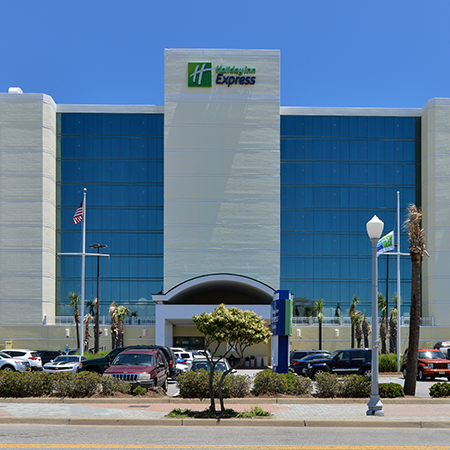holiday inn express suites vabeach oceanfront