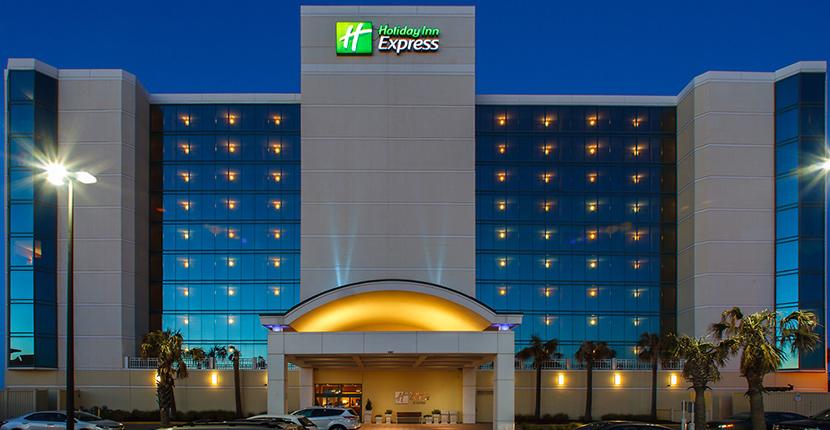 Holiday Inn Express Virginia Beach Oceanfront Hotel