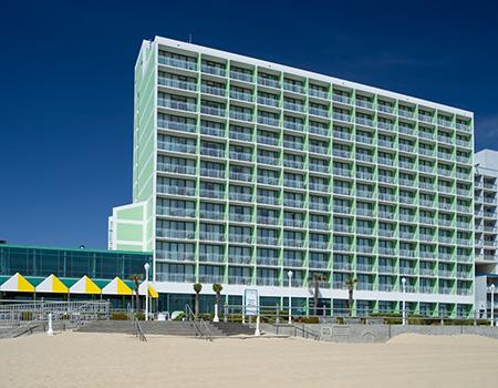 Va Beach Oceanfront Hotels On Atlantic Ave