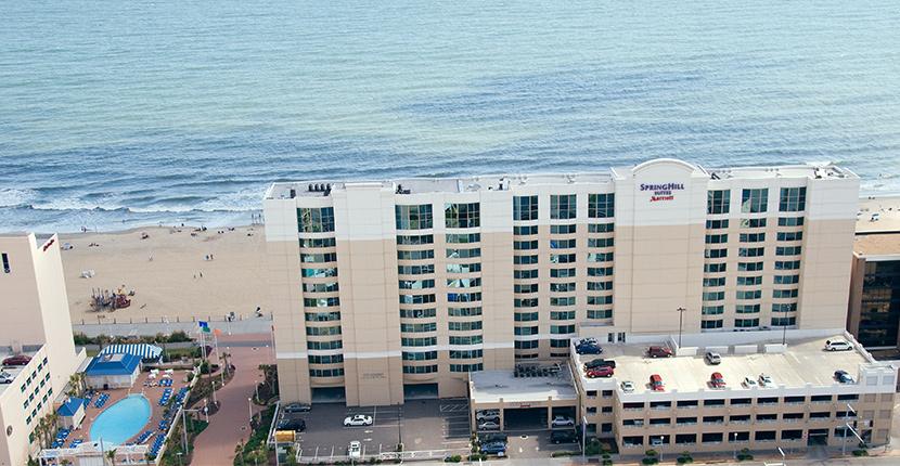 Marriott Virginia Beach Va
